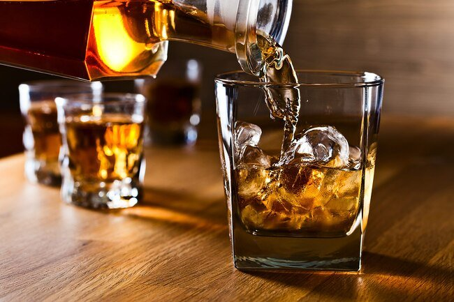 Alcohol may make you drowsy initially, but then it can disturb your sleep.