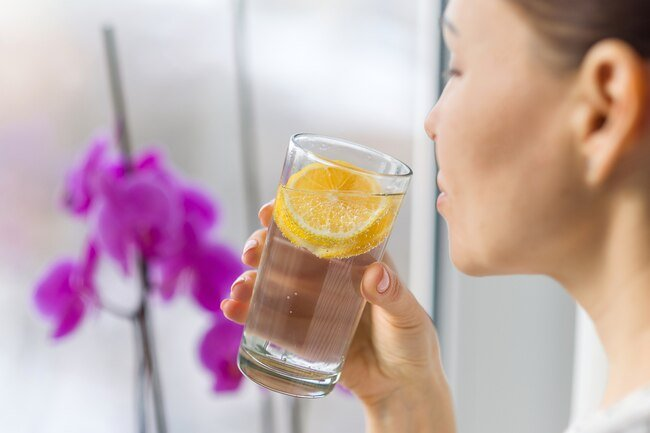 Drink enough water to stay adequately hydrated to keep your energy levels up.