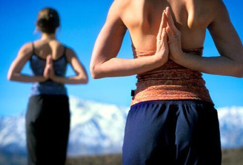 Strong evidence indicates yoga increases grip strength and reduces pain.
