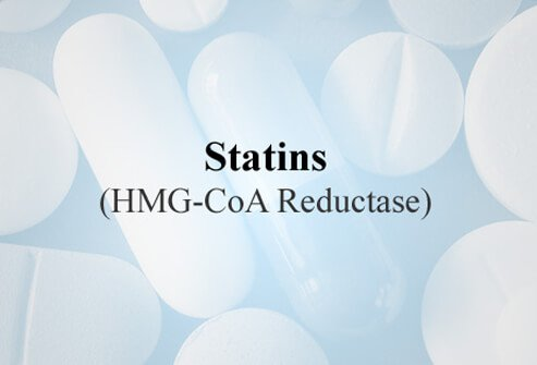 Statins are a class of drugs that lower the level of cholesterol by reducing the body's production of cholesterol.