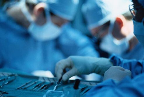 Surgery is sometimes used as an option for hard-to-treat pain.