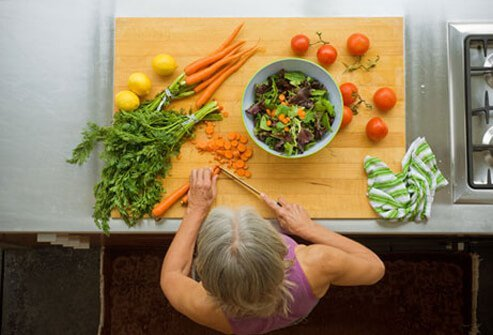 Eat a diet rich in foods that help combat pain.