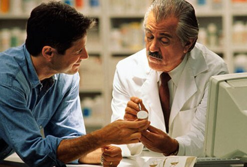 Take medications as prescribed by your doctor.