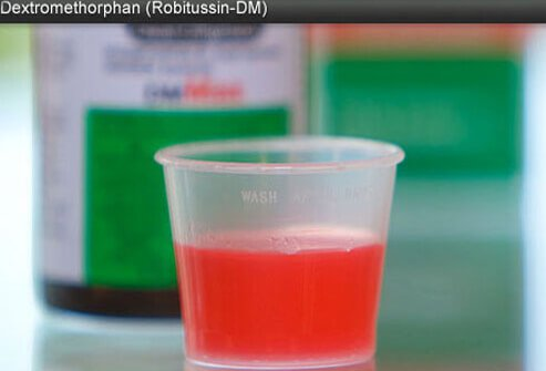 Robitussin DM.