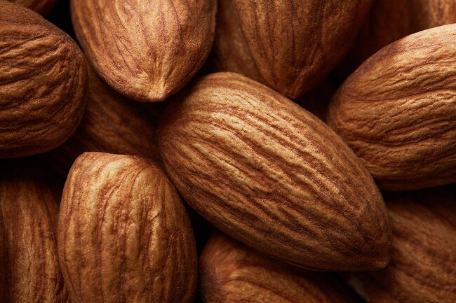 Almonds are high in amygdalin, a compound that may cause cramps, nausea, and diarrhea.