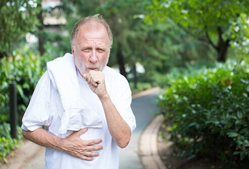 The main symptom of costochondritis is chest pain that varies in intensity.