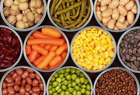 Canning is a surprisingly good way to keep the nutrition and freshness in your veggies, but they do get cooked in the process.