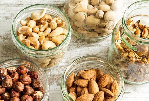Walnuts and other nuts have been singled out for their potential to improve memory.