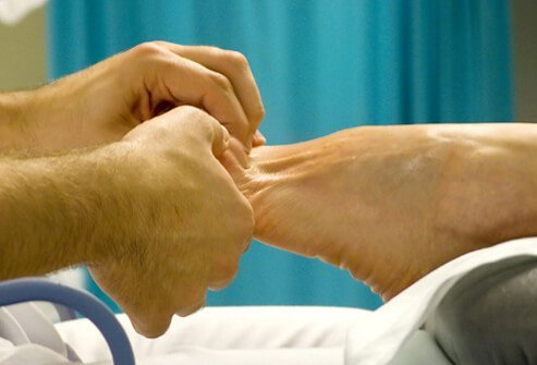 Learn how to prevent foot problems if you have diabetes.