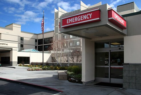 Some symptoms suggest a complication, and a trip to the emergency department may be warranted.