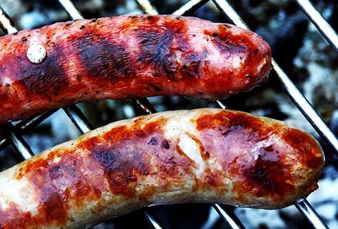 Eating red and processed meat may increase the risk of cancer.