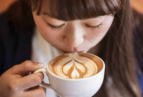 Moderate caffeine consumption decreases the risk of cancer.