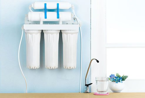 Finding the right water filtration system depends on your needs.
