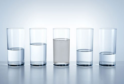 Although most of our treated water keeps most bacteria and parasites at bay, some microorganisms can survive treatment.
