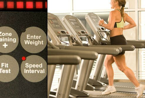 Interval training boosts your fitness levels and burns more calories to help you lose weight.