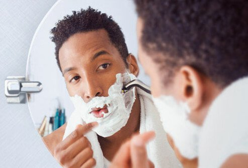 You shave to get smooth skin, but sometimes small red bumps may appear after shaving.