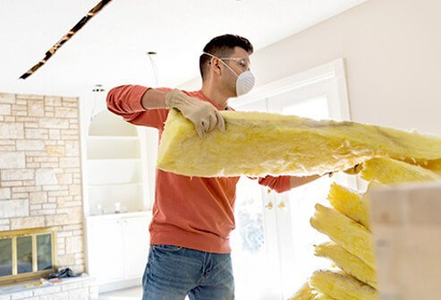 A good checklist for emergency preparedness will contain plans for winterizing your home.