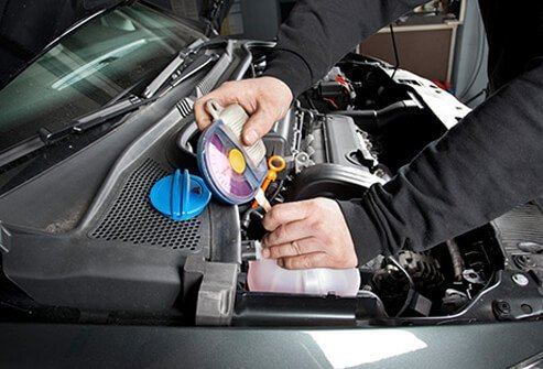 Make sure to check off winterize your car on your emergency preparedness list.