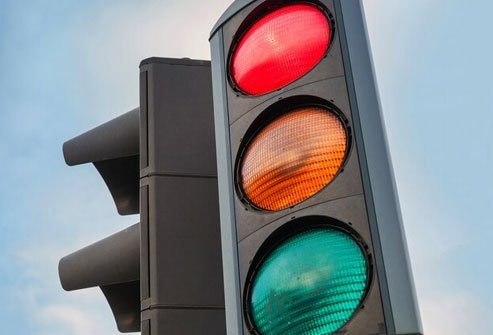 Memorize the order of stoplights if you are colorblind.
