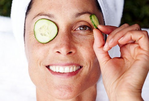 Eating nutrient-rich foods such as colorful fruits and vegetables can help protect and boost your eyesight.