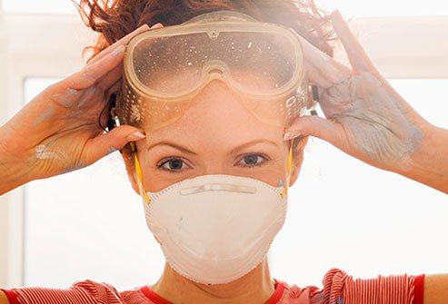 The right protection is key to prevent eye injuries when you're working around the house or playing sports.