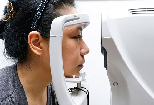It's a good idea to see your eye doctor each year to make sure all is well.