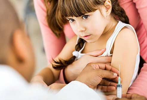 People who work with or around children or sick individuals should strongly consider getting annual flu vaccinations.