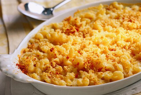 Mac and cheese is a favorite comfort food for both kids and adults.