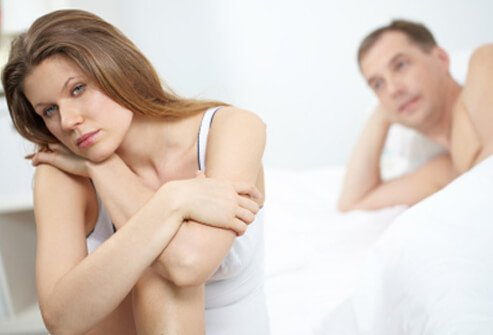 Female sexual dysfunction is common and women should share their concerns with their partner and doctor.