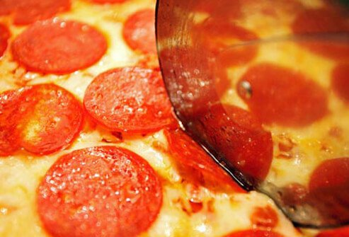 Photo of pizza.