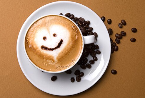 Many people rely on coffee and caffeine-containing foods to fight fatigue and depression.