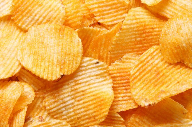 If you opt for potato chips, choose a kind that is low in fat and sodium.