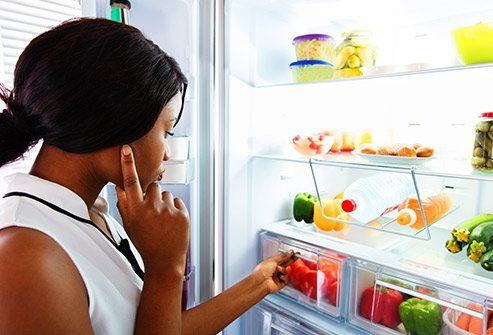 Food choices can affect abdominal cramps.