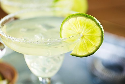Alcohol can exacerbate pain, dehydration, and cramps.