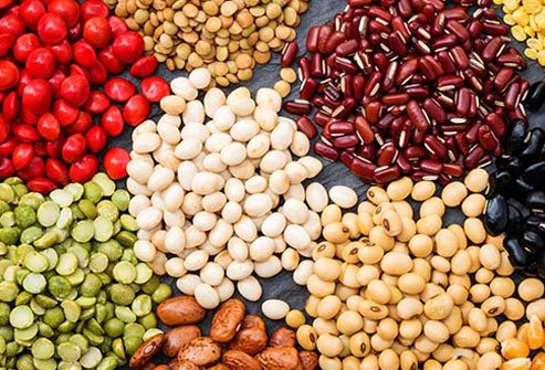 Legumes like beans and lentils are packed with magnesium.