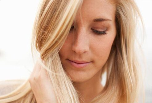 Good news: You're not likely to damage your hair by coloring it.