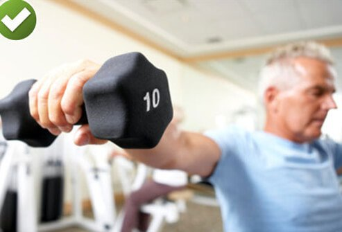If properly done, weight lifting will not exacerbate your back pain.