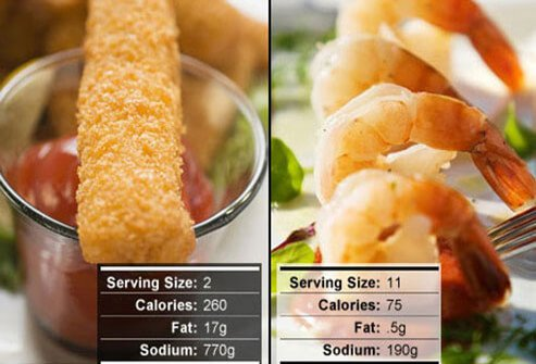 Seafood prepared the right way can be a healthful addition to your diet.