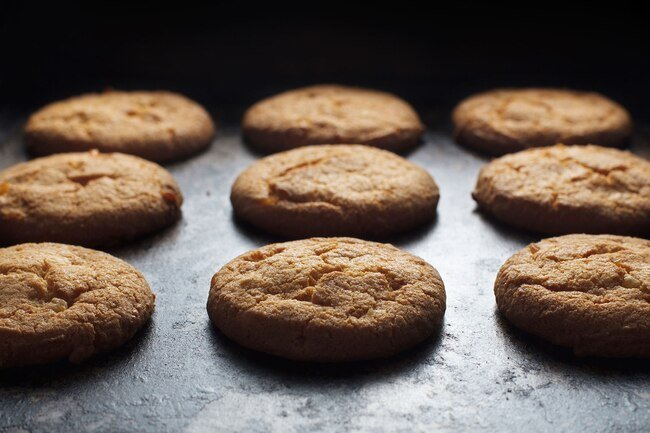 Almond flour is good in sweet and savory dishes.