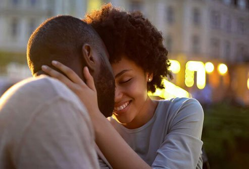 Physical closeness is one sign of a healthy, satisfying sex life.