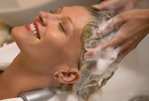 Some people enjoy a good scalp massage, which may have certain sensual benefits.