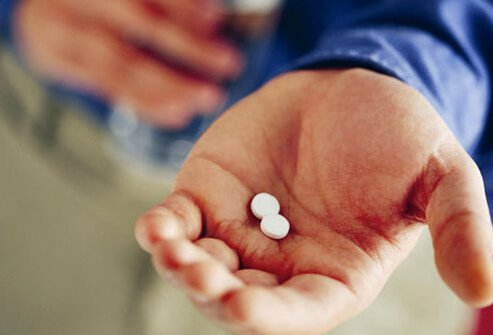 Aspirin or ibuprofen are effective against many types of headaches.