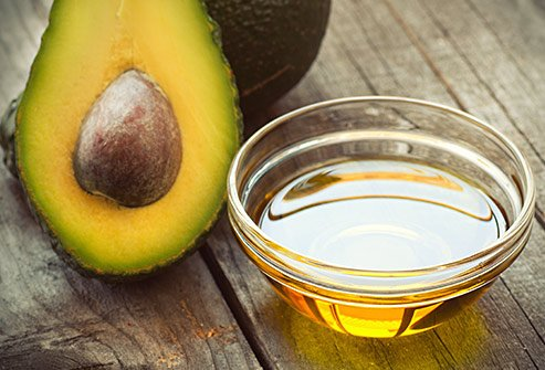 Olive oil and avocado oil are good topical treatments for thin or brittle nails.