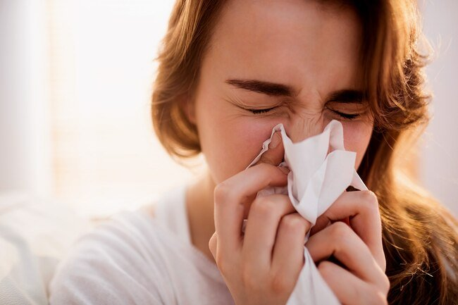 Capsaicin may help relieve a runny nose.