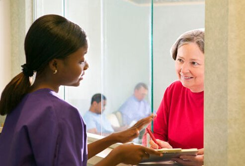 Community health clinics often offer some health care at reduced cost or for free based on your income.