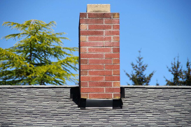 Screen the top of the chimney to prevent squirrels and chipmunks from getting into the house.