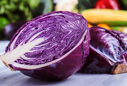 Cooking cabbage makes it more digestible.