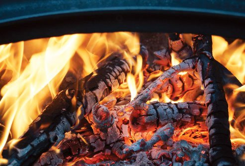 Soot, fumes, and carbon monoxide pollution can be reduced by cleaning your fireplace regularly.