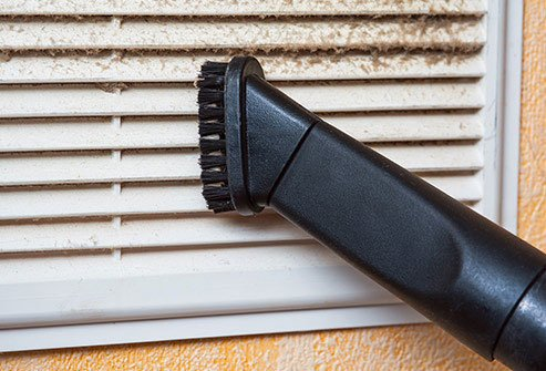 Air ducts probably don't need to be cleaned as often as you think.