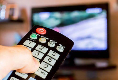 Wash your remote control weekly, especially if you eat while watching TV.